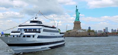 Boat tours around Manhattan