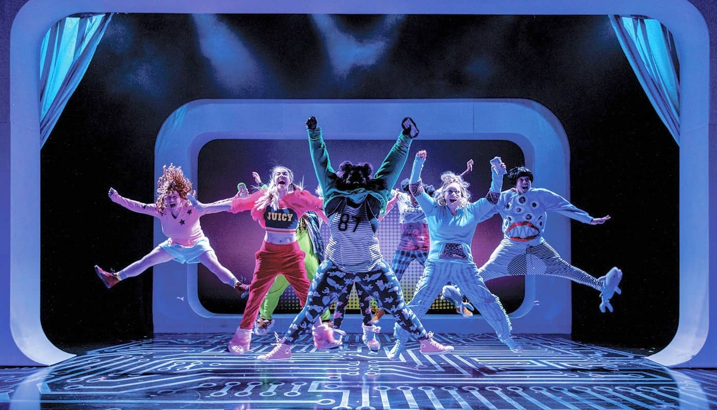 Be More Chill on Broadway Tickets - Dance