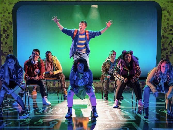 Be More Chill on Broadway Tickets - High School